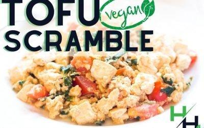 The Ultimate Tofu Scramble Recipe